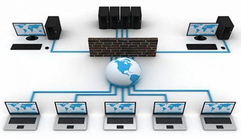 توريد وتركيب شبكات معلومات للشركة القابضة للقطن والغزل والنسيج