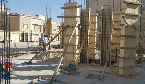 تنفيذ عملية انشاء 2 سوق تجارى بمنطقة شمال الجامعة بمدينة اسيوط الجديدة