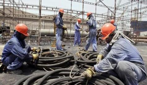 تنفيذ اعمال كهروميكانيكية لصالح شركة مياه الشرب والصرف الصحى بالبحر الاحمر