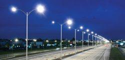 الكهرباء تعتزم تحويل 3.1 مليون عمود إنارة عامة الى كشافات الليد