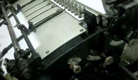 توريد وتركيب ماكينات طباعه تصويرية لصالح شركة حلوان للصناعات الهندسية