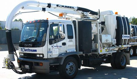 توريد 2 سيارة شفط رواسب لصالح شركة مياه الشرب والصرف الصحى بدمياط